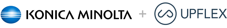 Konica Minolta & Upflex
