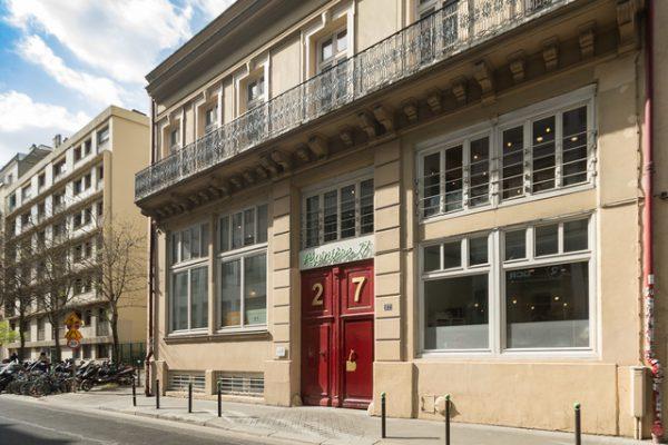 7 Gorgeous Coworking Spots in Paris, France